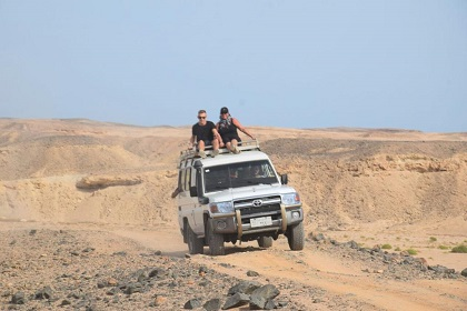 Super Safari from Marsa Alam
